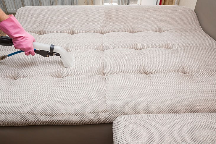 Step 2 Vacuum Your Futon Mattress
